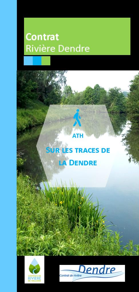 Balade Vallée de la Dendre à Ath et Ruisseau d'Ancre à Lessines