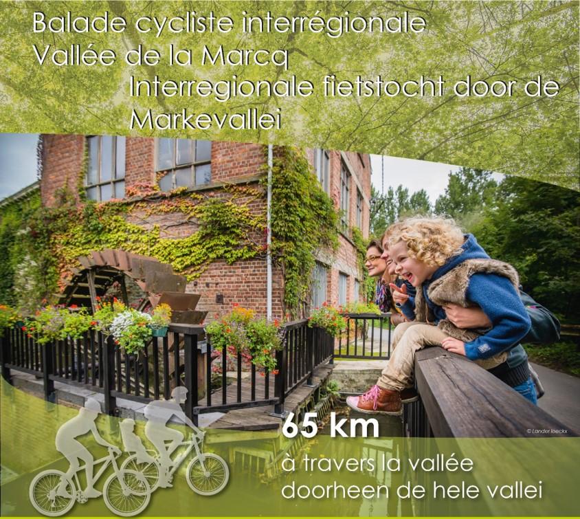 Promo balade cycliste Vallée de la Marcq